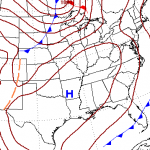 On the Chilly Side, A Flurry? Milder Pattern Next Week