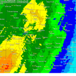 Rounds of Rain, Cold Front, Mild Middle March